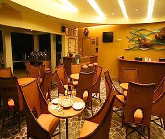 长滩岛皇冠丽晶酒店旅游景点风景