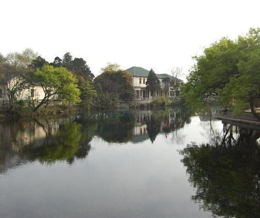 金翠湖旅游景点风景