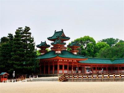 平安神宫外苑