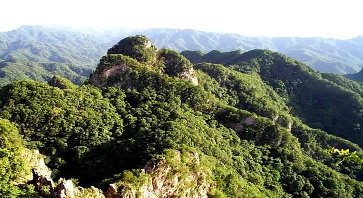 陕西吴山森林公园旅游景点介绍