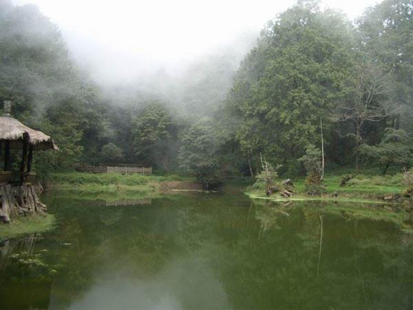 五十年代上海風景區